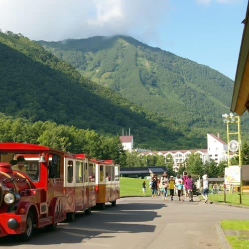 Rusutsu leisure park