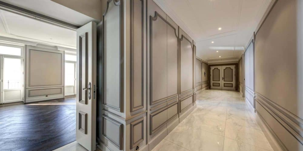 Luxury real estate in Switzerland Pelerin Palace interior