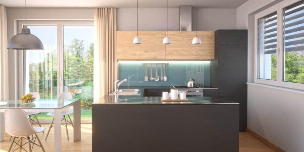 luxury real estate Switzerland Les Terraces de Lavaux kitchen