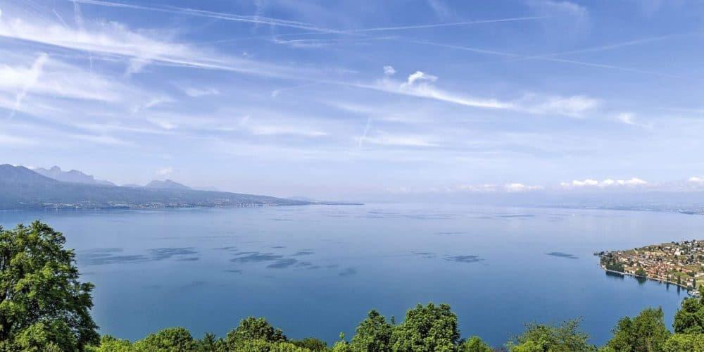 Luxury real estate Switzerland Les Terraces de Lavaux Lake Geneva