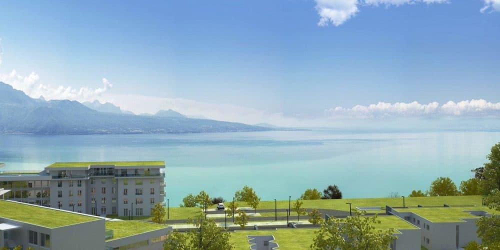 luxury real estate Switzerland Les Terraces de Lavaux location