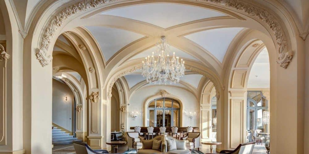 Luxury real estate in Switzerland interior