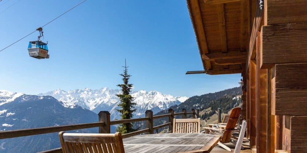 luxury real estate Switzerland Chalet Bourbon Verbier
