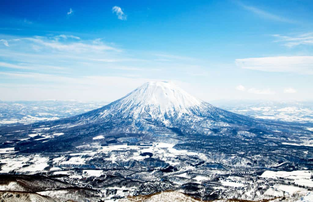 Things to do in Niseko mount yotei