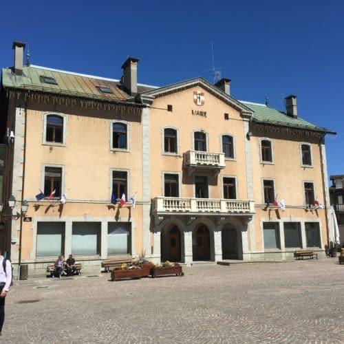 Megeve Mairie