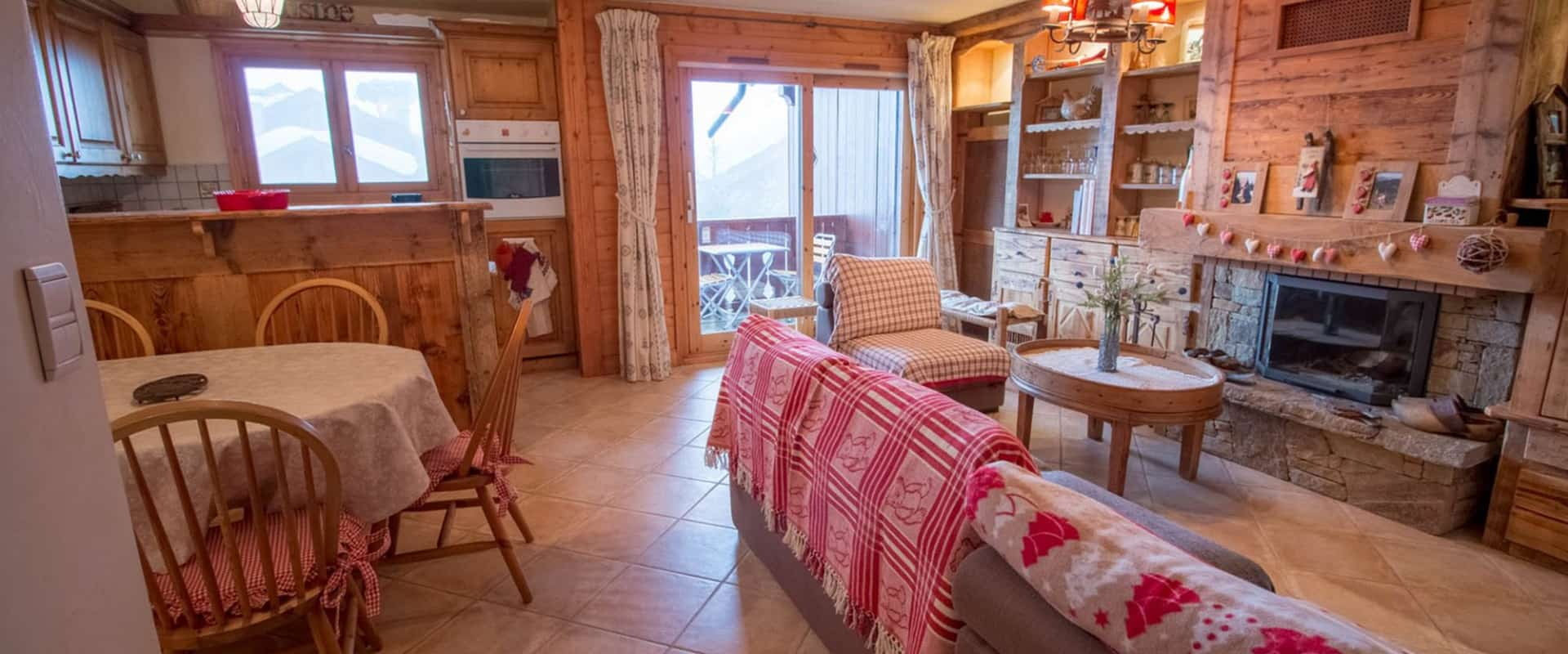 Ski Apartment for Sale, Méribel Village, France • Alpine ...