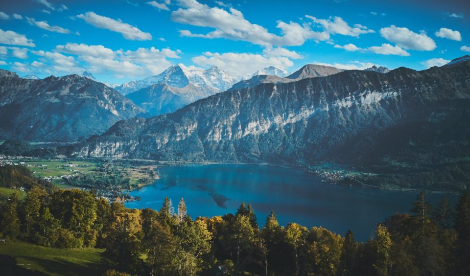 Lake Brienz Interlaken