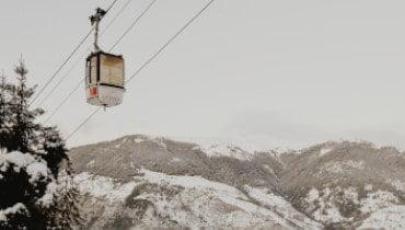 Alpine property search La Tania 2