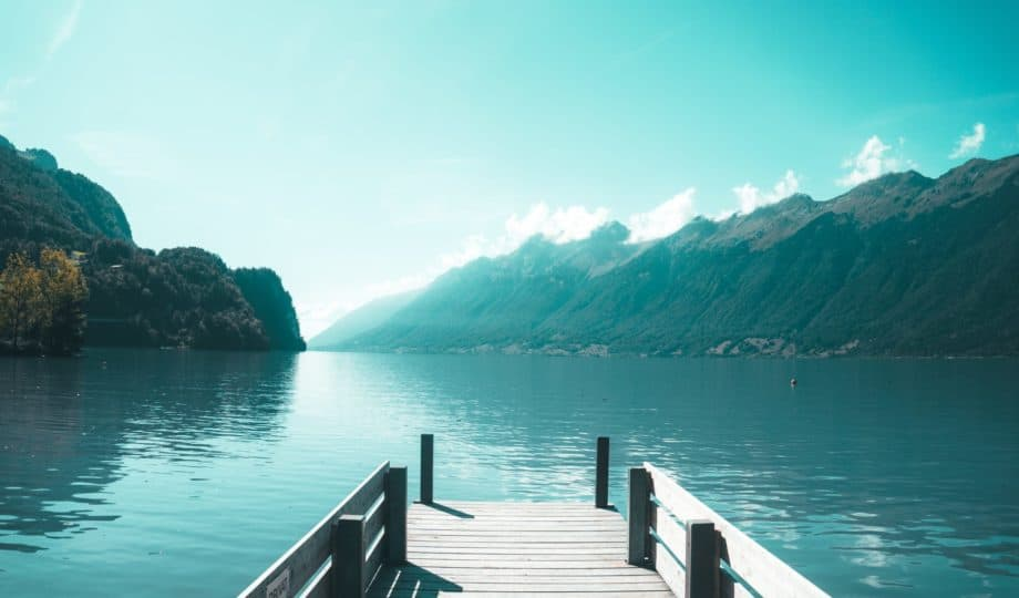 Lake Brienz activities