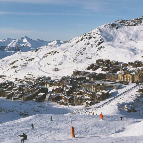 alpine property search Val Thorens 5