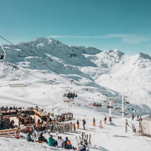alpine property search Val Thorens 4