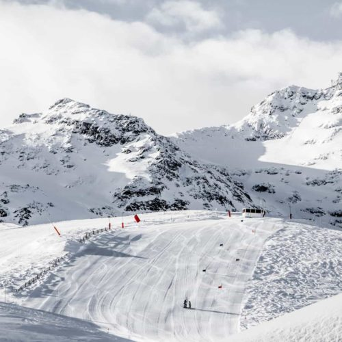 alpine property search Val Thorens 2