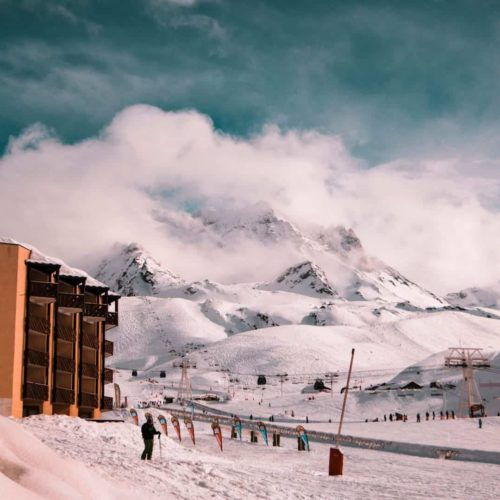 alpine property search Val Thorens 3