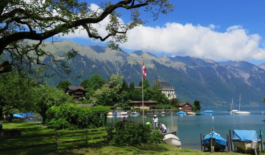 Lake Brienz watersports