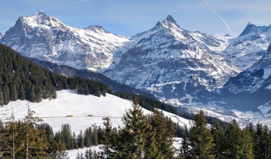 Lake Brienz wintersports