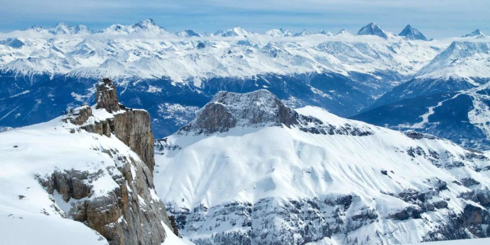 Early season skiing - the best resorts in France and Switzerland 9