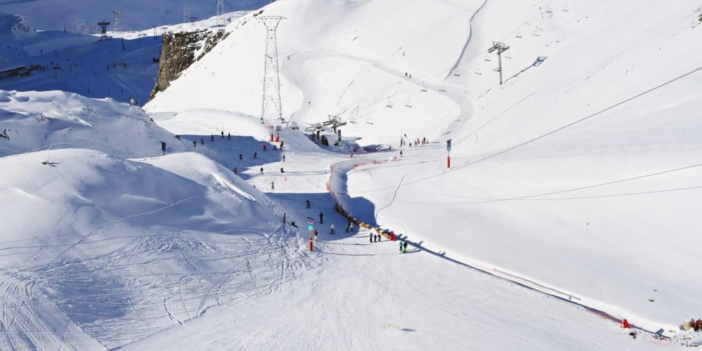 Early season skiing - the best resorts in France and Switzerland 7