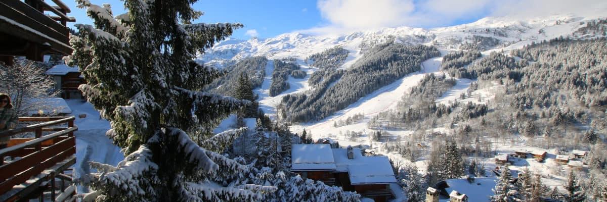 3 Valleys ski resorts 11