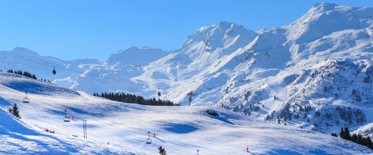3 Valleys ski resorts 9