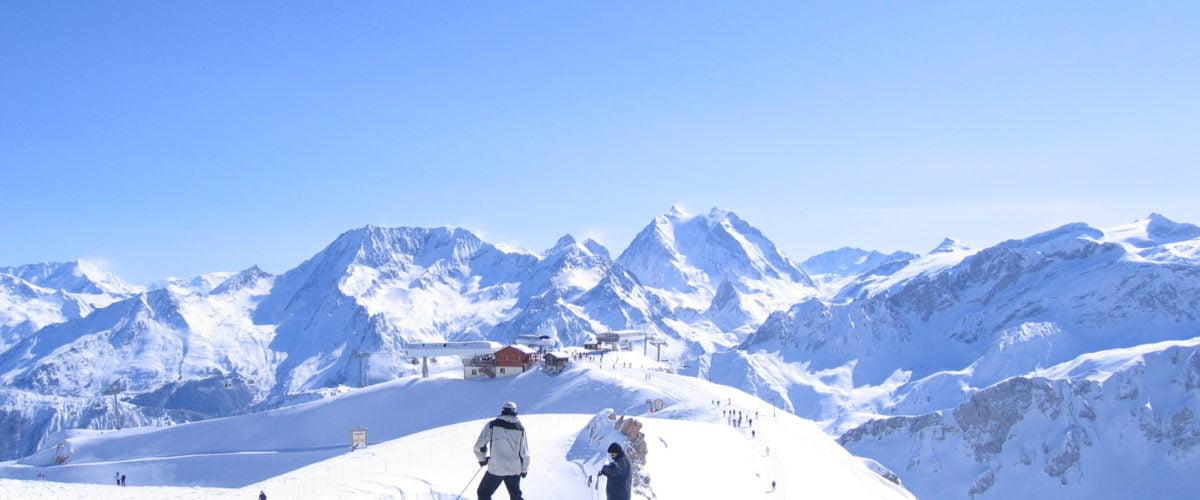 3 Valleys ski resorts 8