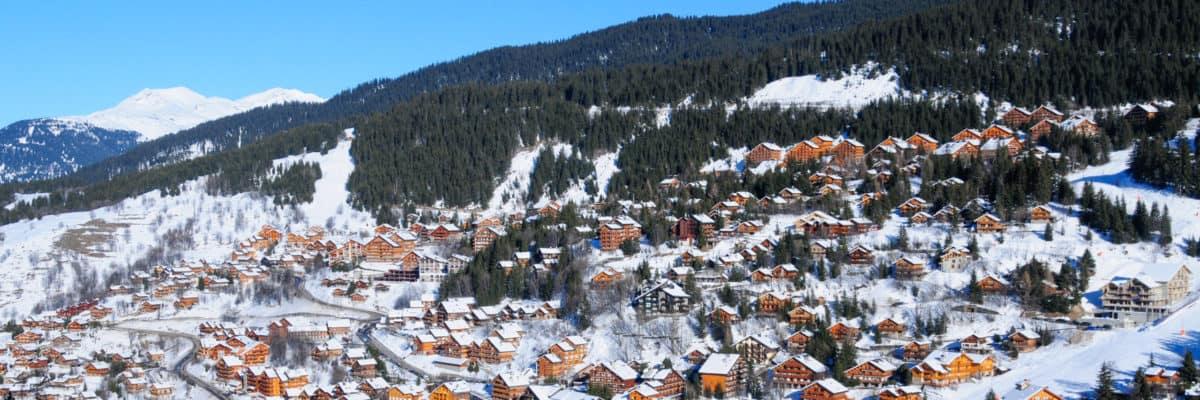 3 Valleys ski resorts 10