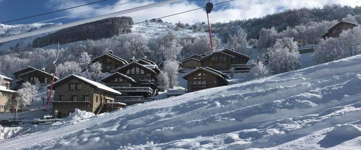 3 Valleys ski resorts 4