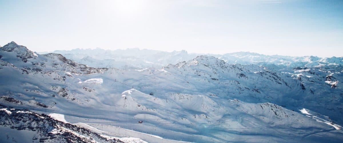 3 Valleys ski resorts 7