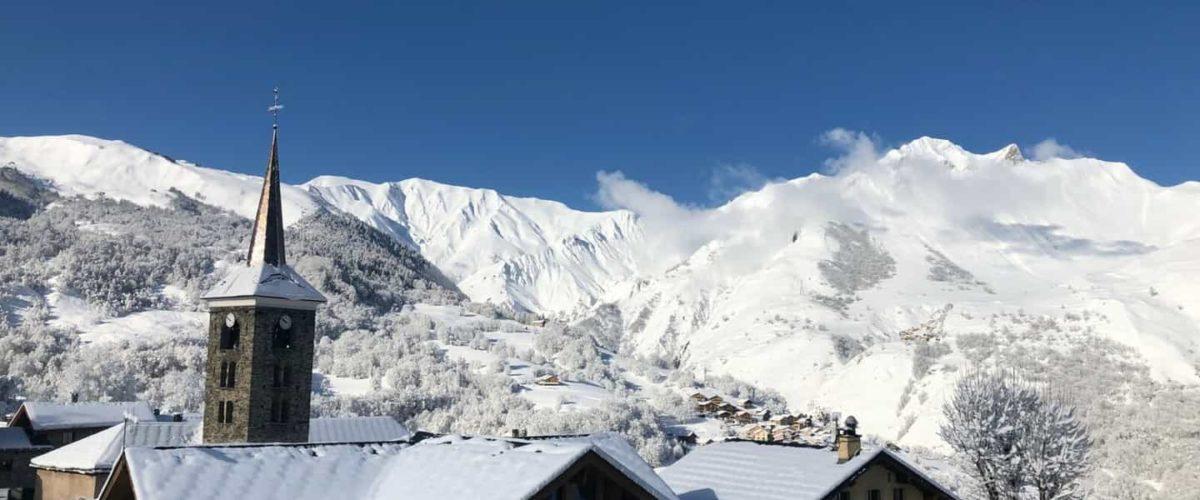 3 Valleys ski resorts 3