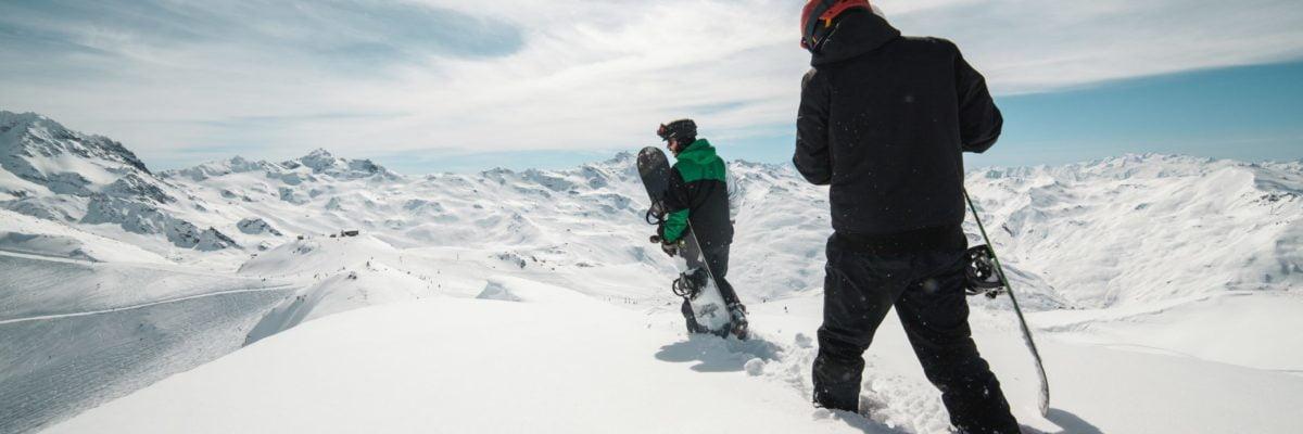 3 Valleys ski resorts 5