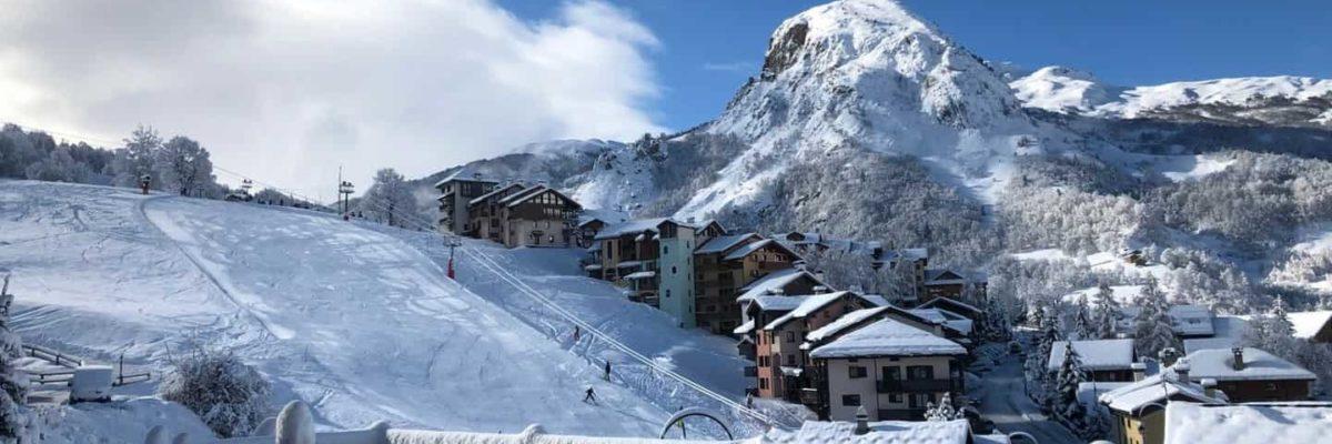 3 Valleys ski resorts 2