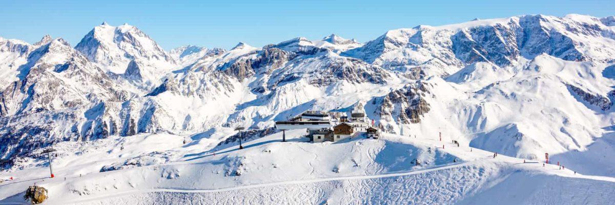 3 Valleys ski resorts 16