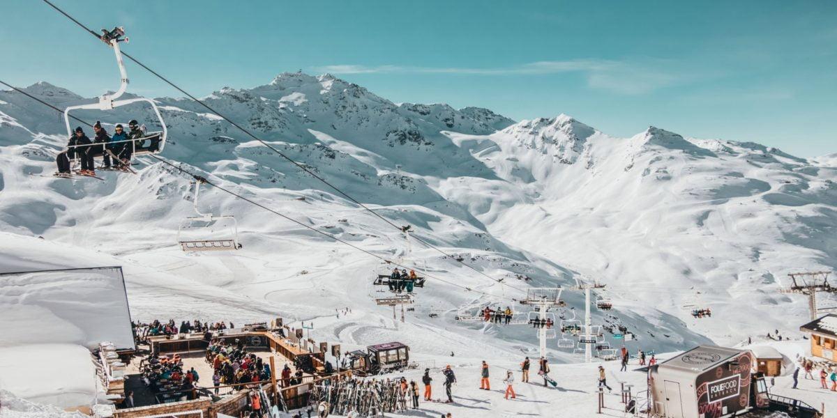 3 Valleys ski resorts 1